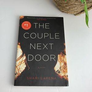 2/$20 SHARI LAPENA The Couple Next Door Book